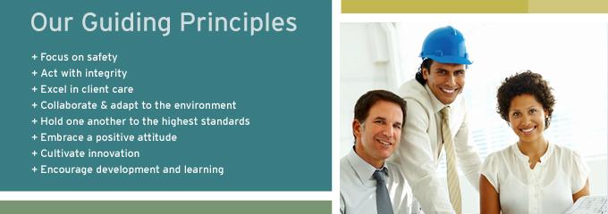 Guilding principles